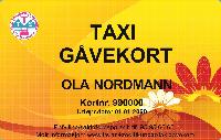 Taxi Gåvekort